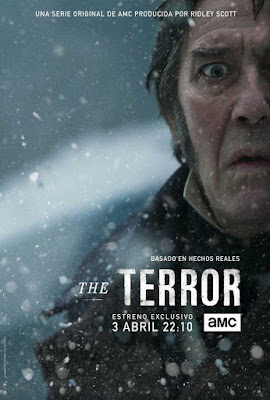 The Terror (TV Series) S01 DVD R1 NTSC Sub