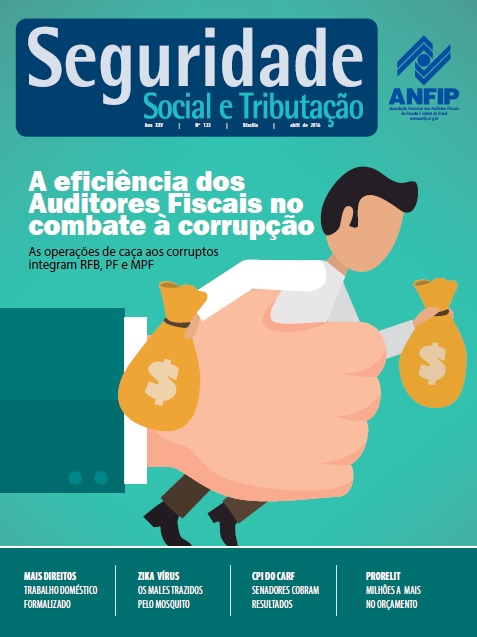╔ Revista ANFIP – Abril - 2016 ╝