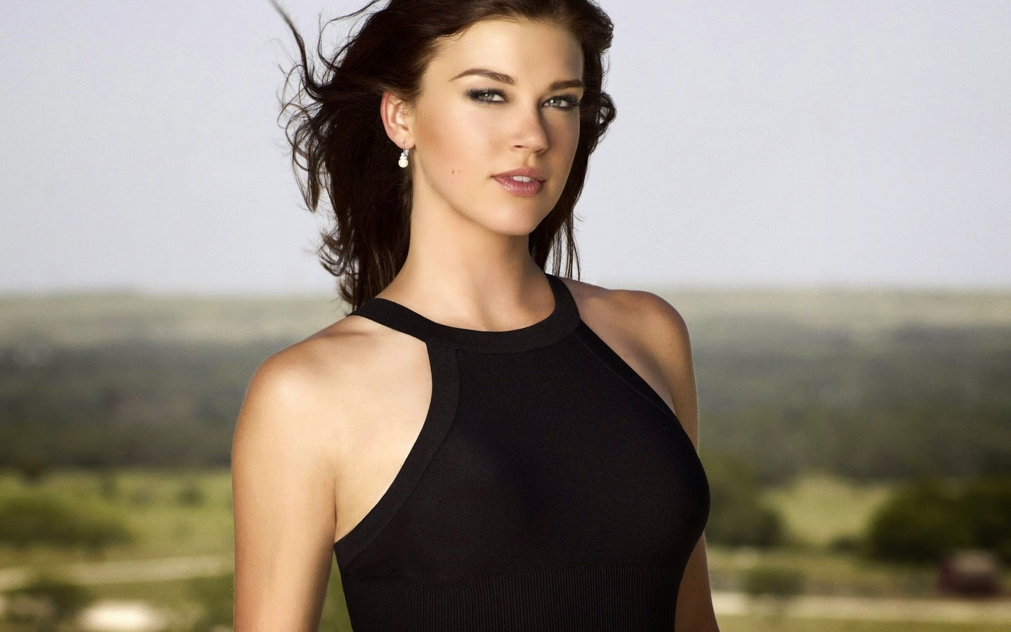 ADRIANNE PALICKI_WALLSTOWN_IN_HOLLYWOOD ACTRESS_HOLLYWOOD CELEBRITIES