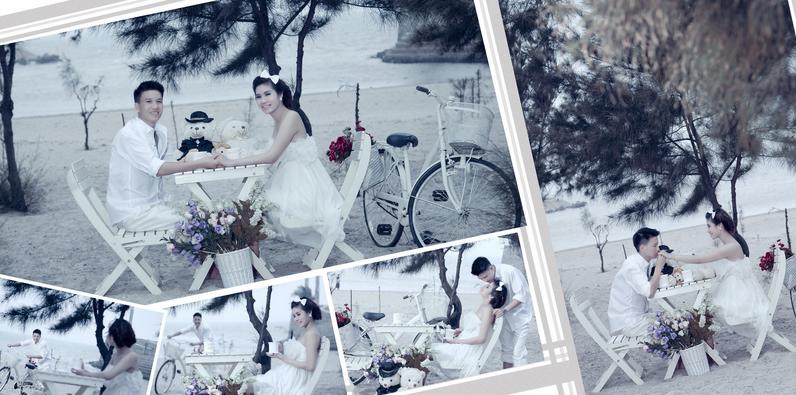 Những địa điểm chụp ảnh cưới đẹp tại Hải Phòng