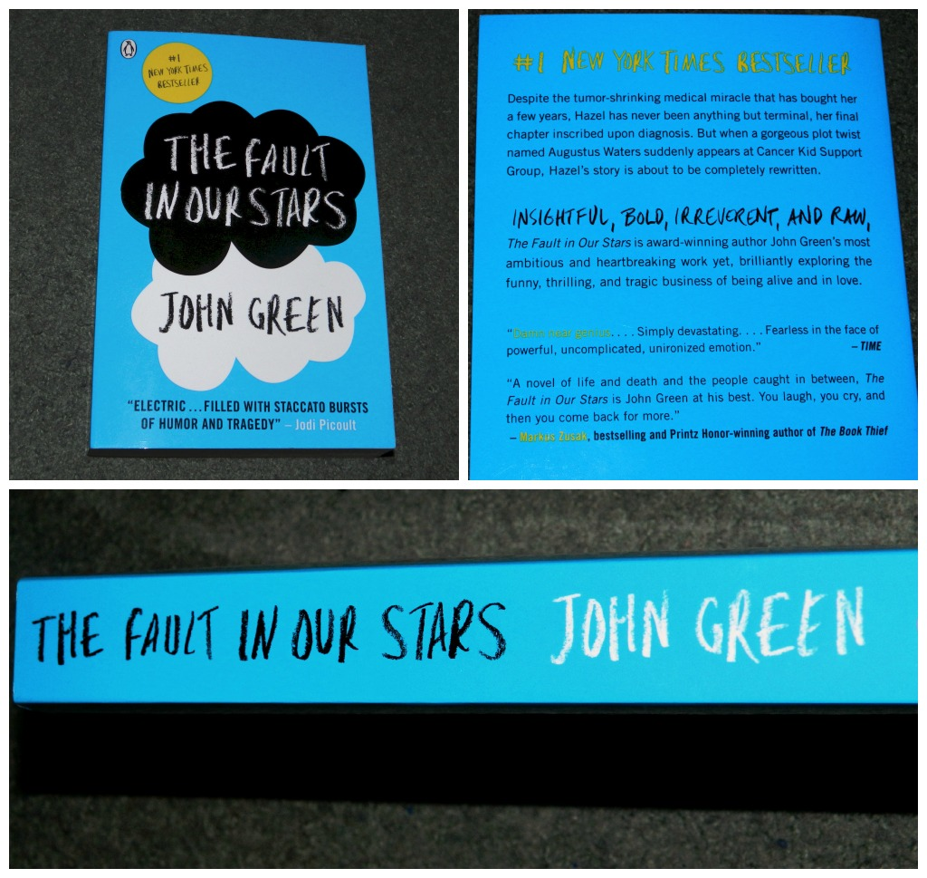 reviews with emma the fault in our stars john green