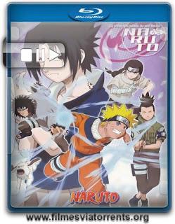 Naruto 6ª Temporada Torrent - BluRay Rip