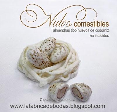 recuerdos para bodas en guatemala alemendras blancas recuerdos originales