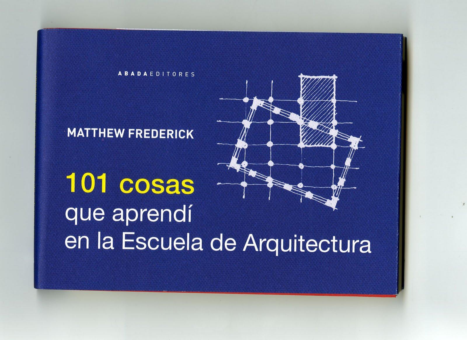 10o cosas que aprend en la escuela de arquitectura for Mapa facultad de arquitectura