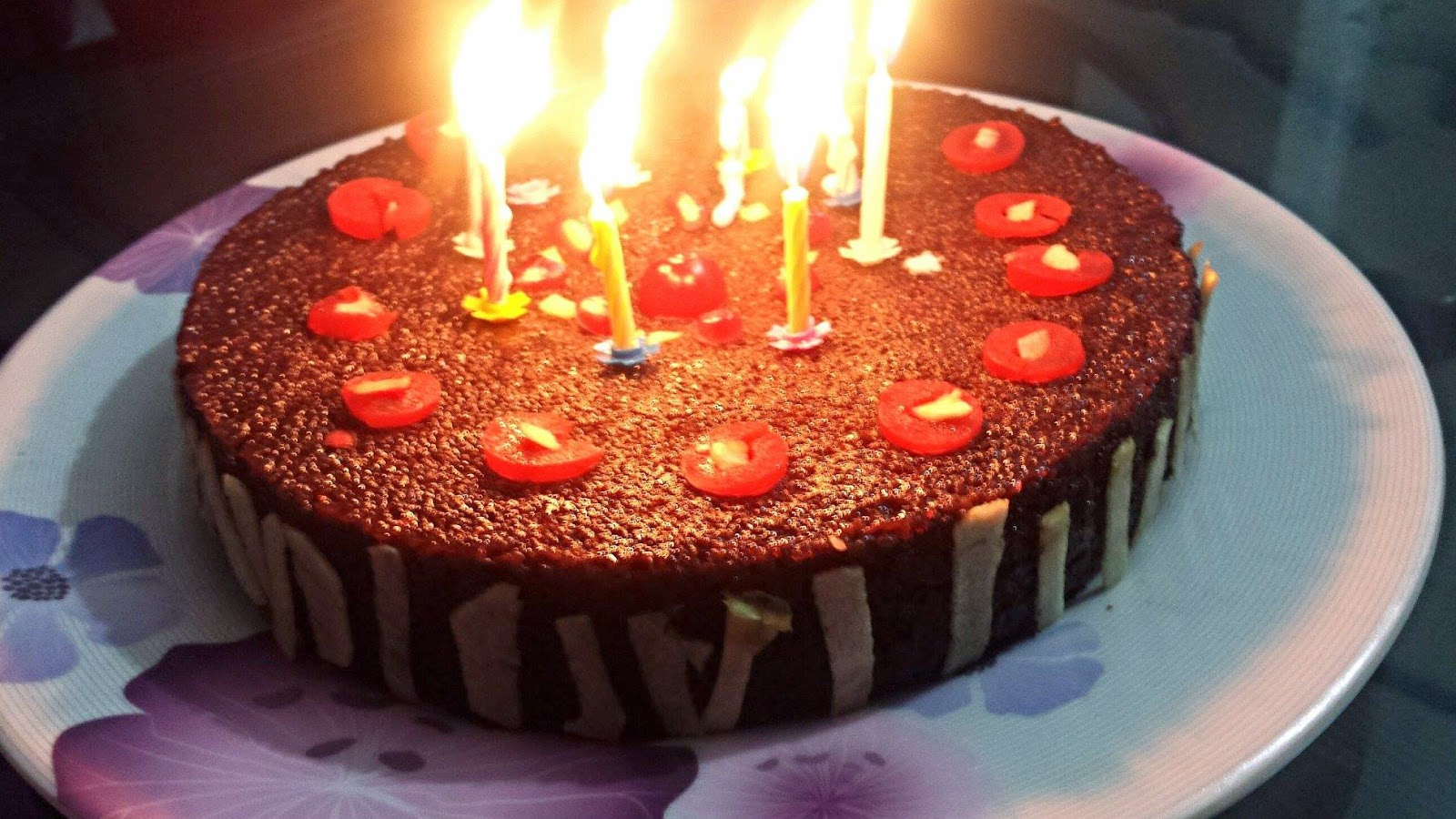 Homemade Cake Images : Happy birthday homemade cake picture, photos, image ...