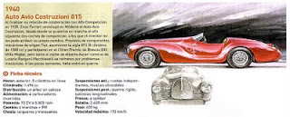 Auto Avio Costruzioni Ferrari 815
