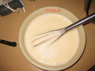 Flan de huevo mezcla