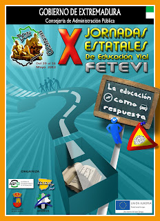 X JORNADAS ESTATALES DE EDUCACIÓN VIAL