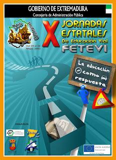 X JORNADAS ESTATALES DE EDUCACIÓN VIAL