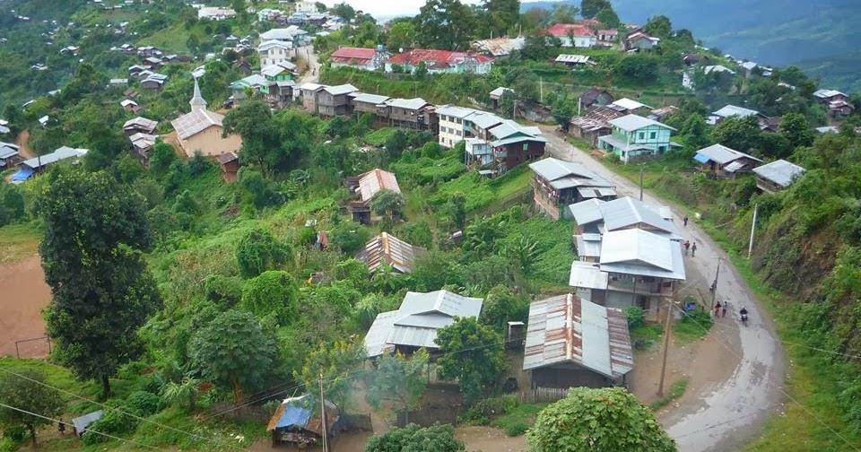 Mindat, Chin State, Myanmar - thangenmang71