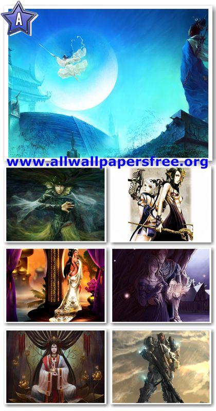 100 Amazing Fantasy Wallpapers 1280 X 1024 [Set 9]
