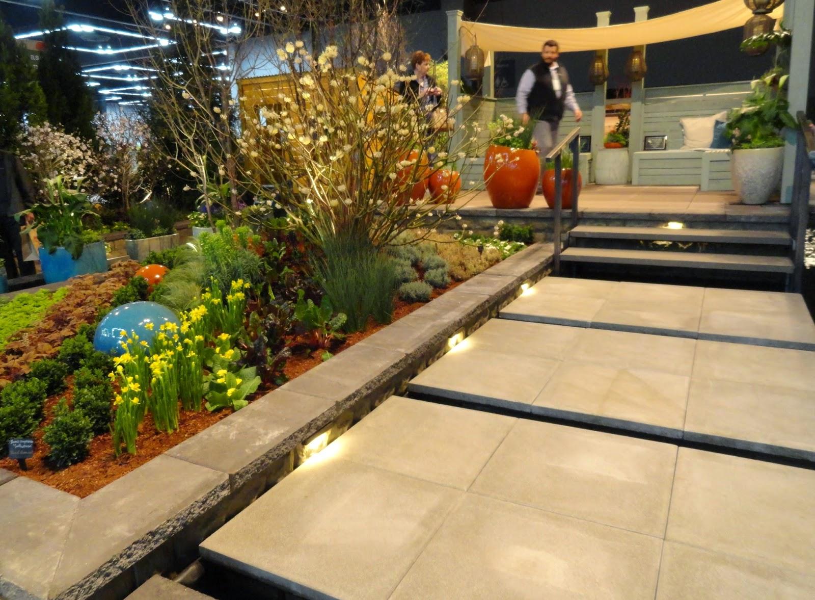 danger garden: 2015 Yard, Garden & Patio Show: the display gardens
