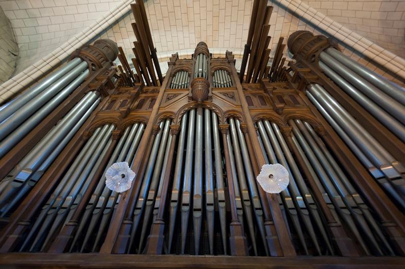 Orgue de Notre Dame