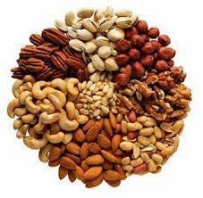 Los Frutos secos. Blog de información