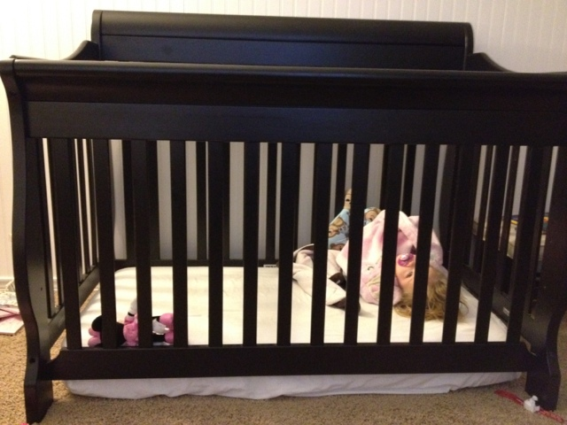 Simply Alicia Crib To Bed Bed To Crib