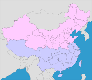 Cantonese Dialect Map