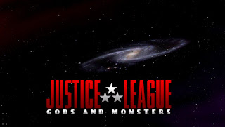 Liga da Justiça: Deuses e Monstros