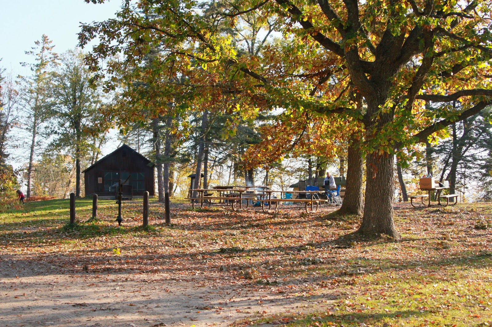 Itasca state park camping
