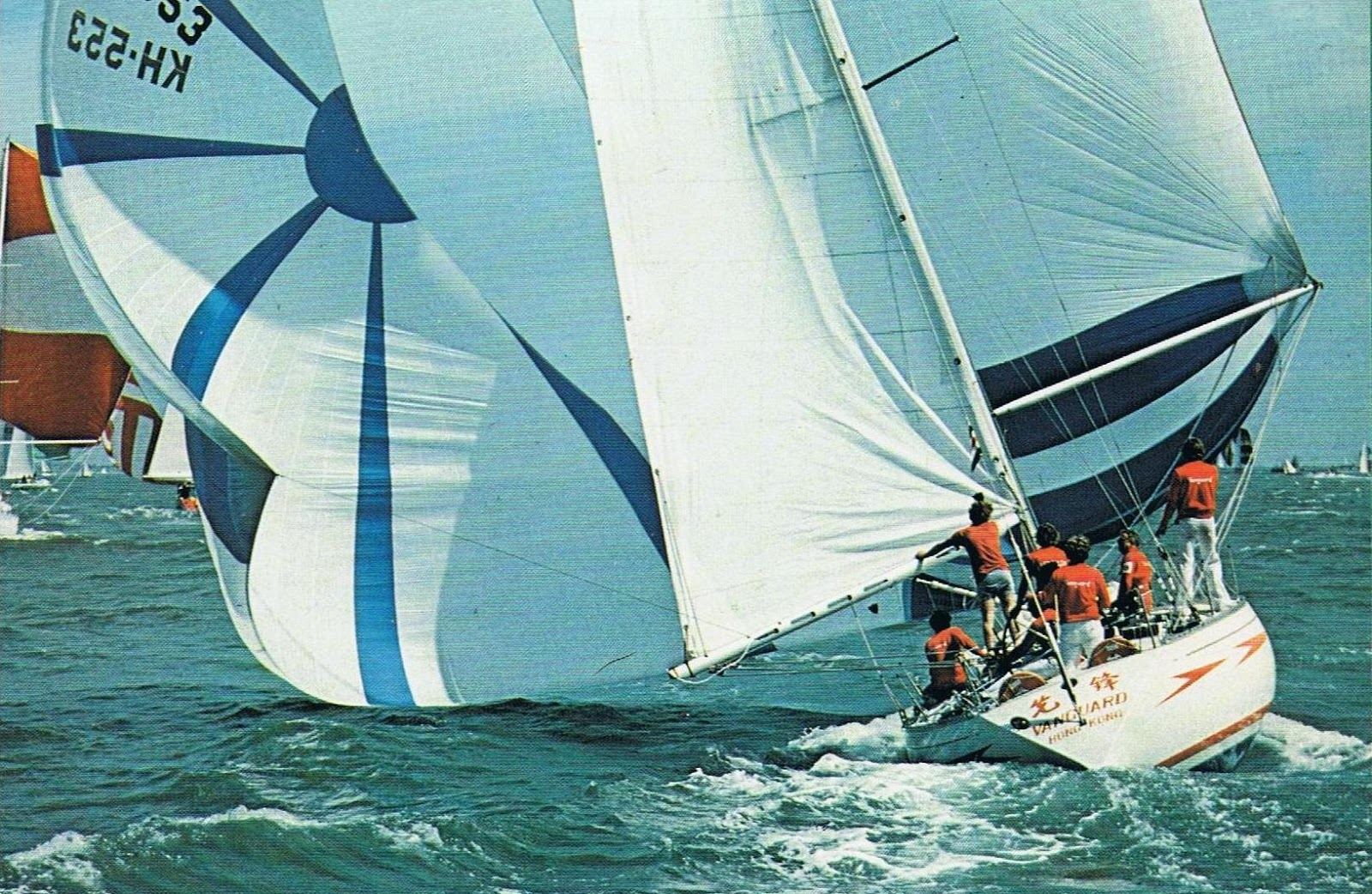 Rb Sailing  The International Offshore Rule