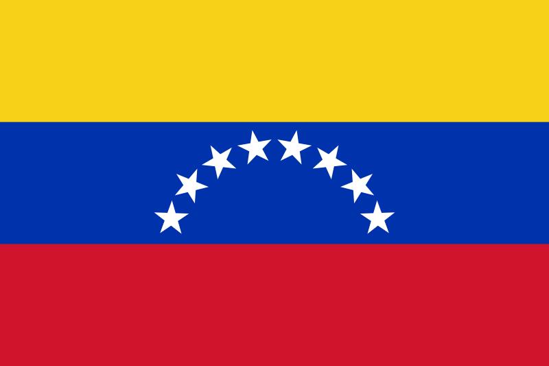 Bandera de Venezuela! | Amiguito En Línea