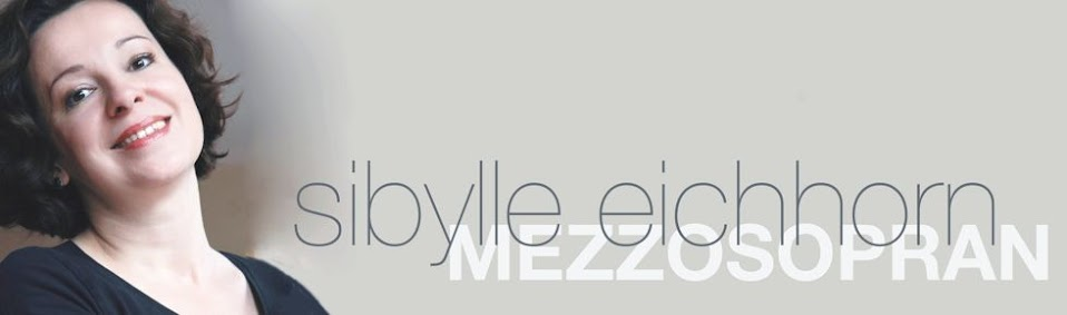 Sibylle Eichhorn • Mezzosopran