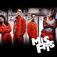 Misfits terminara con su quinta temporada