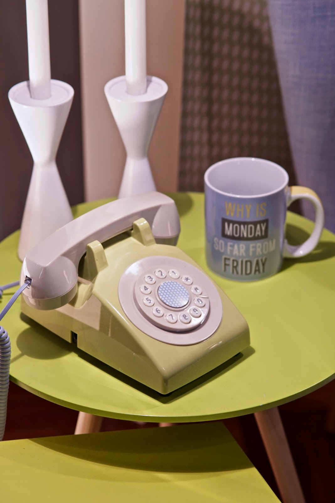 retro telephone from next aw14