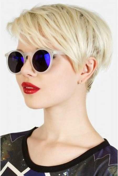 10 cortes de pelo modernos para mujeres – 2016  - Cortes De Pelo Corto Modernos