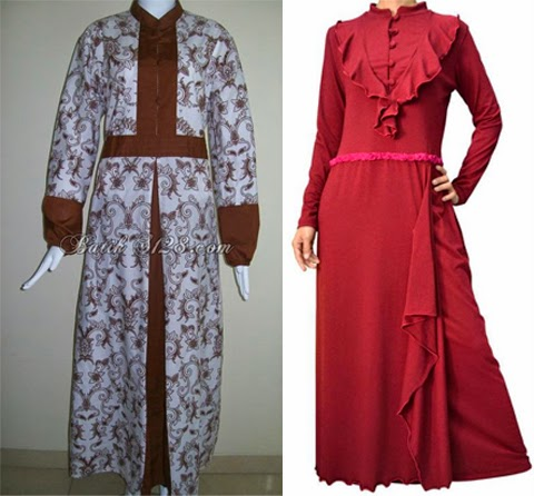 Model Baju Batik Untuk Orang Gemuk 2015 Model Baju Dan