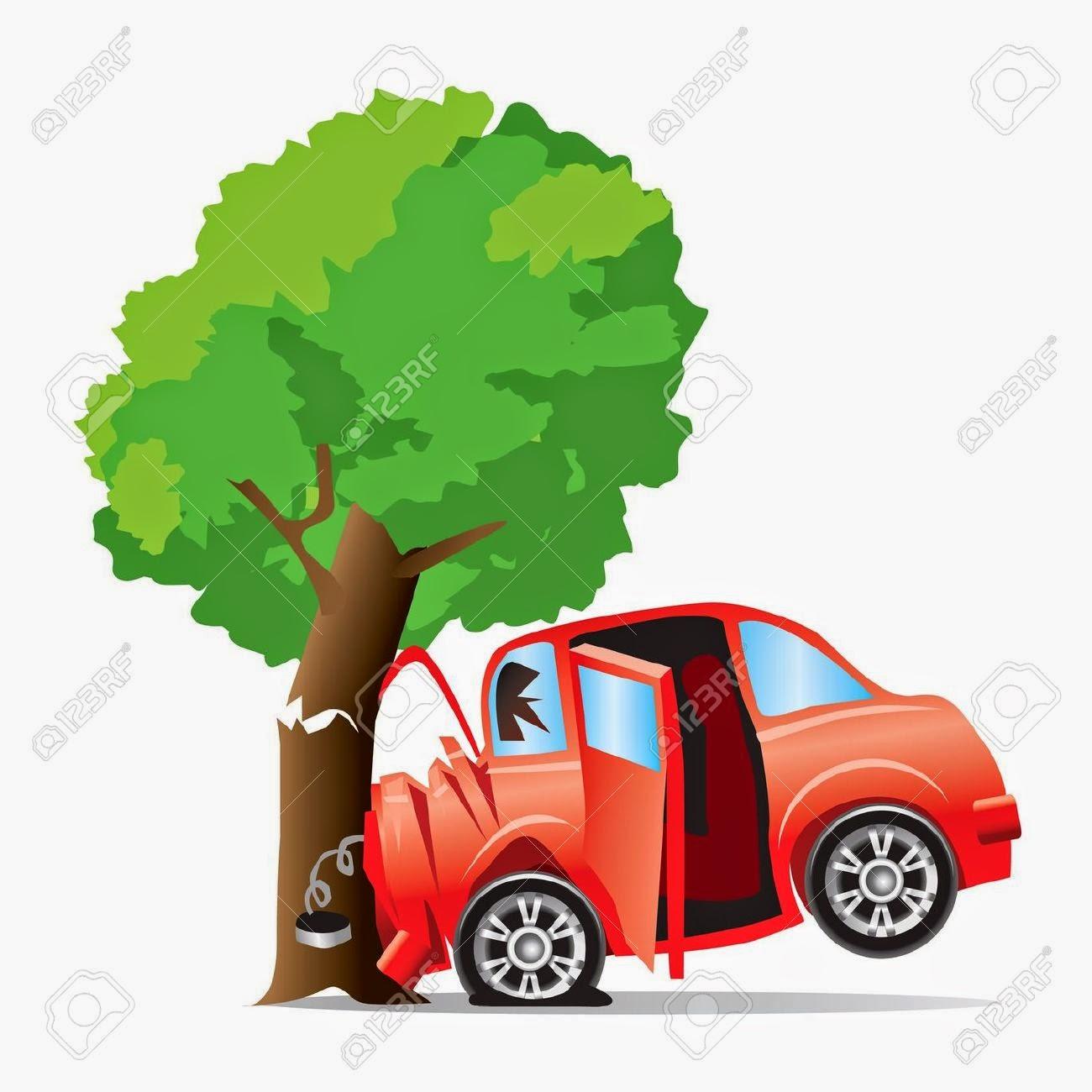 New Car Images Cartoon Car Crash