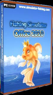 لعبة صيد الأسماك Fishing Simulator Office 2010