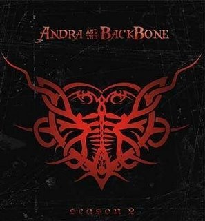 ANDRA AND THE BACKBONE - SEASON 2 FULL ALBUM 2008