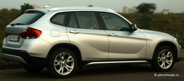 Chang your living style bmw x1 for Bmw living style