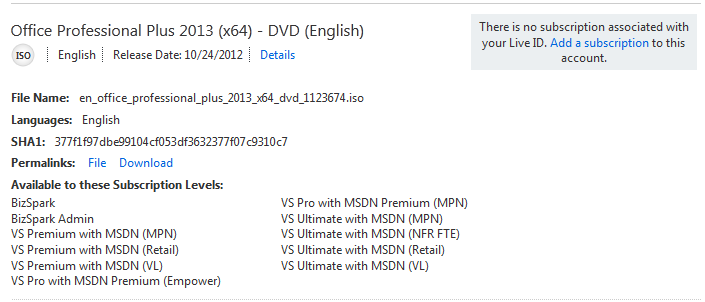 how to tell if office 2013 is 64 bit