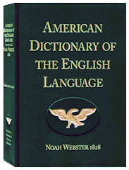 Websters 1828 Dictionary