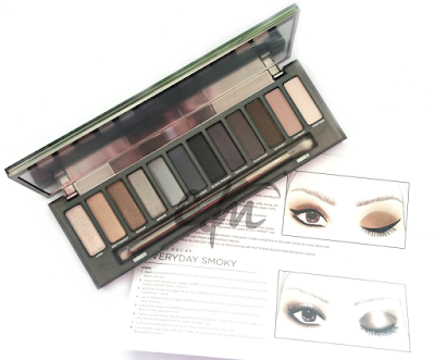 opinioni palette naked smoky urban decay