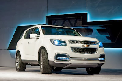 2014 Chevrolet Trailblazer