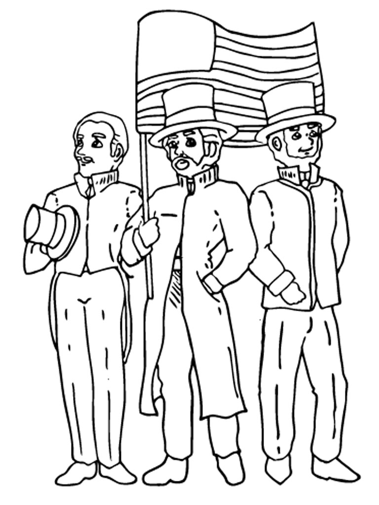 martin luther king march coloring sheet realistic