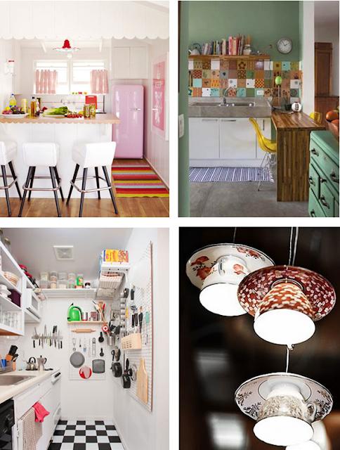 Endulza tus sentidos deco en cocinas peque as - Cocinas originales pequenas ...