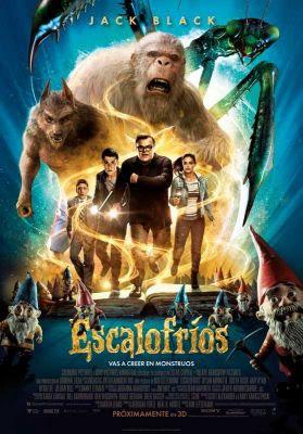 ESCALOFRÍOS (Goosebumps) (2015) Ver Online - Español latino