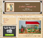 Suebee's Miniatures Website