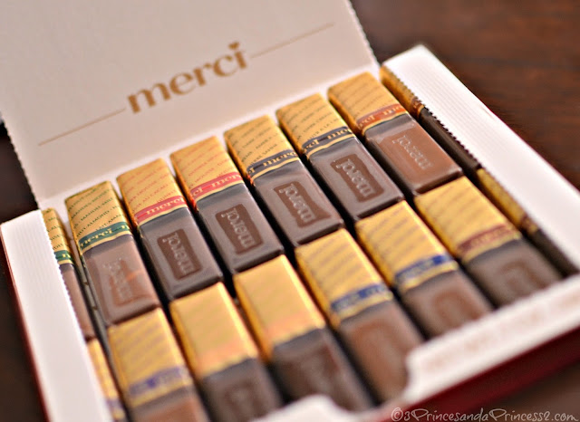 "Merci Chocolates make a great "" thank you for being a friend"" gift #MerciFriends"