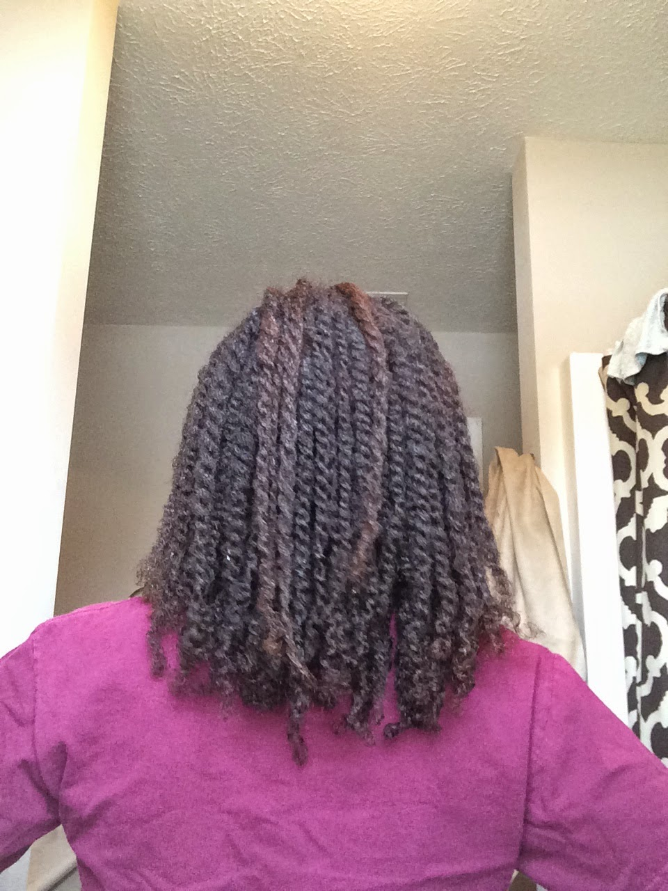 What The Kink - First Wash Day of 15