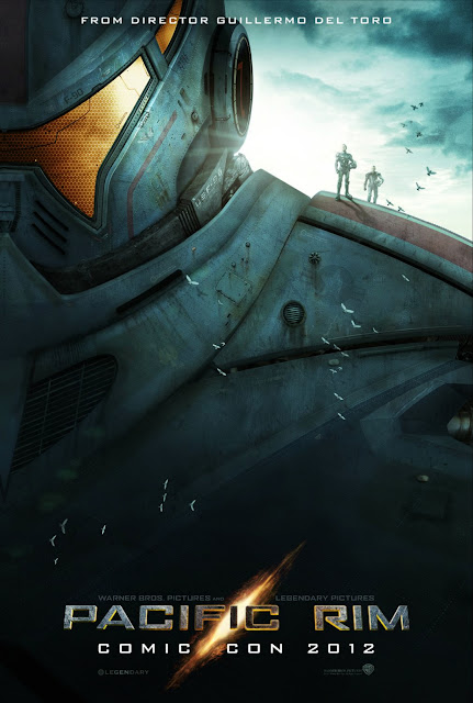 Pacific Rim 2013 Movie Poster in HD