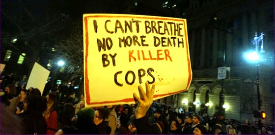 A grand jury's decision not to indict Eric Garner's killer sparked nationwide anger and protests. (Flickr)