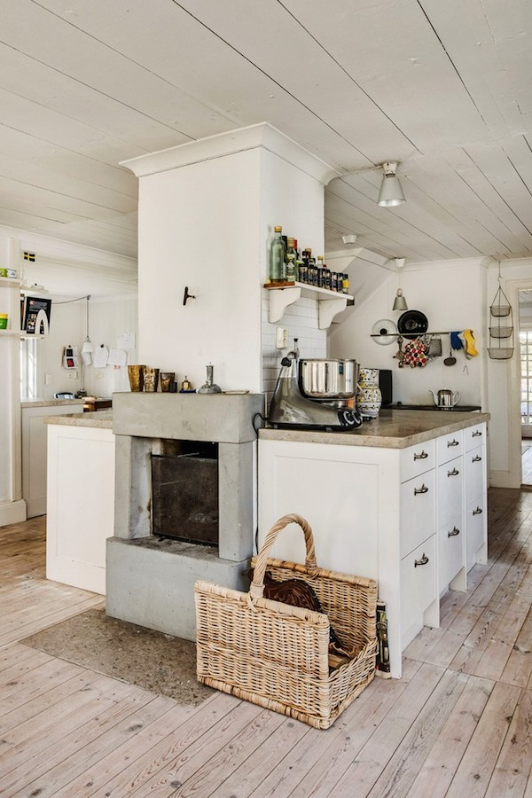 My Scandinavian Home A Pared Back Swedish Summer Home On