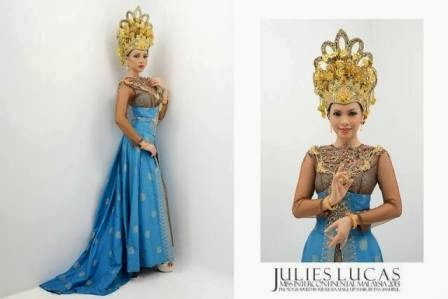 THE QUEEN.....Julies Lucas! Eva Shahrul and Her Team Shaking the earth again!...