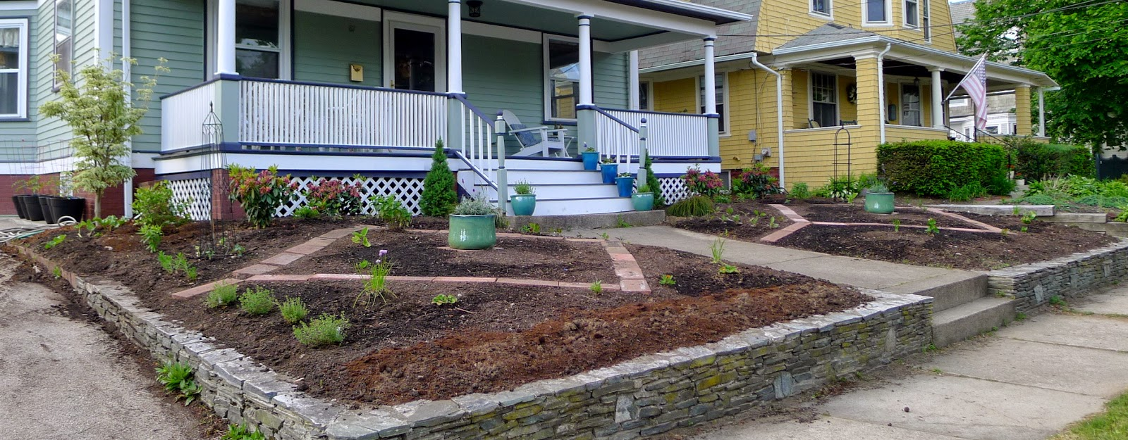 Edible Landscaping Project