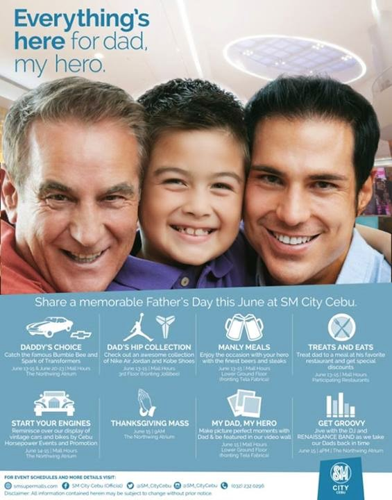 Fathers-Day-SM-City-Cebu