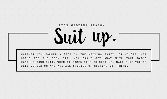 Suit Up: Choosing the Ideal Men's Suit